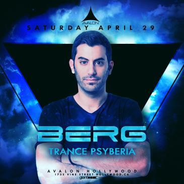 Berg, Trance Psyberia-img