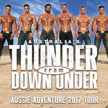 Thunder from Down Under: Main Image