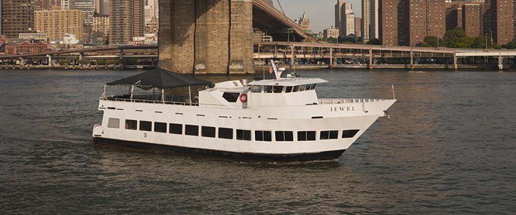 Skyport Marina Jewel Yacht Boat Parties in NYC | Gametightny.com