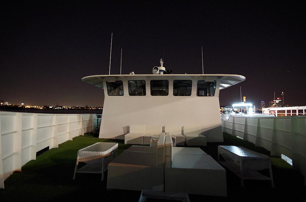 New York Skyport Marina Jewel Yacht | Gametightny.com