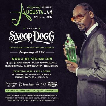Augusta Jam featuring Snoop Dogg: Main Image