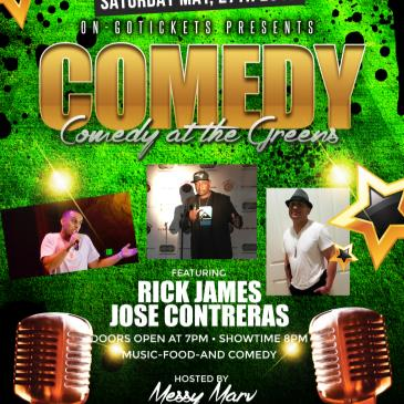 Comedy at the Greens Modesto-img