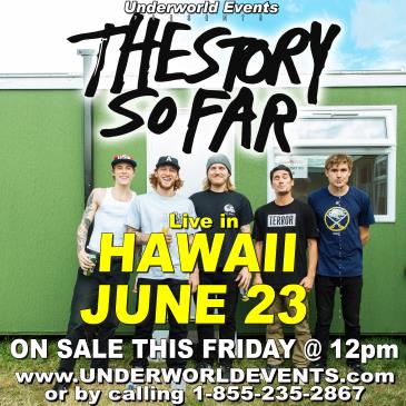 The Story So Far in Hawaii-img