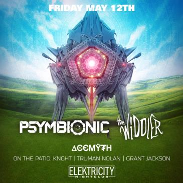 PSYMBIONIC & THE WIDDLER: Main Image