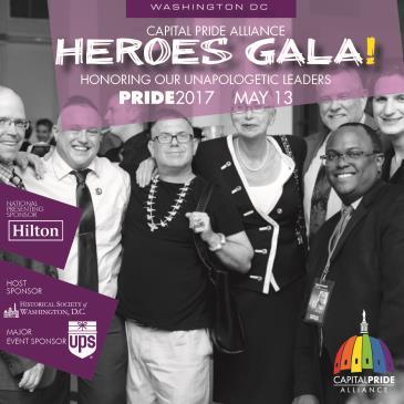 The Heroes Gala: Main Image