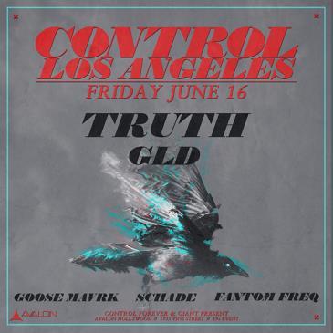 Truth, GLD, Goose Mavrk, Schade, Fantom Freq: Main Image