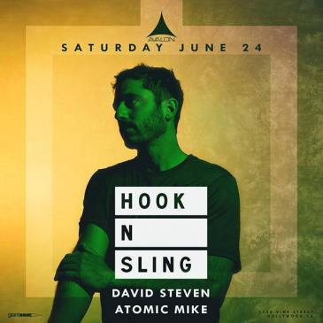 Hook N Sling, David Steven, Atomic Mike-img