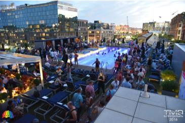 Rooftop Pool Party: Main Image