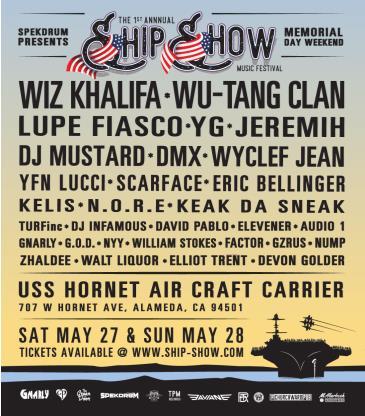 Ship Show Music Festival: Main Image