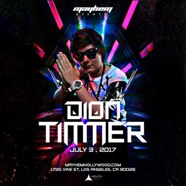 Mayhem Presents Dion Timmer-img