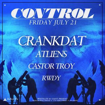 Crankdat, ATliens, Castor Troy, RWDY: Main Image