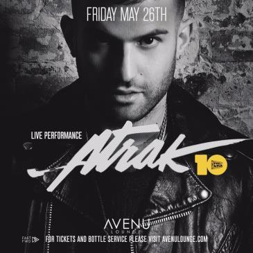 A-Trak  live at AVENU!!!-img
