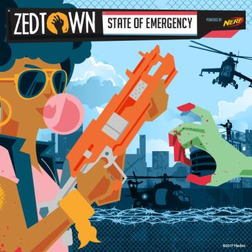 Melbourne - ZEDTOWN: State of Emergency Game 1-img