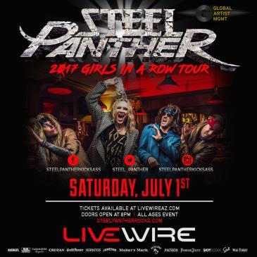 Steel Panther: Main Image