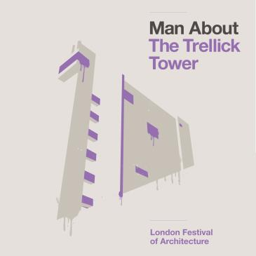 Man About The Trellick Tower - SOLD OUT: Main Image