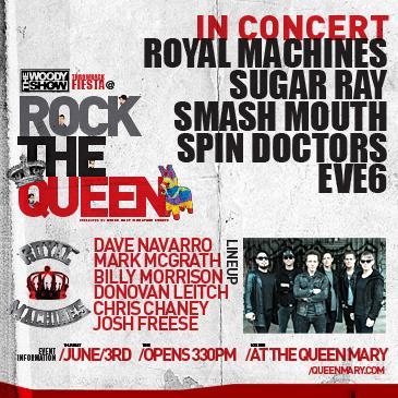 Rock The Queen: Main Image