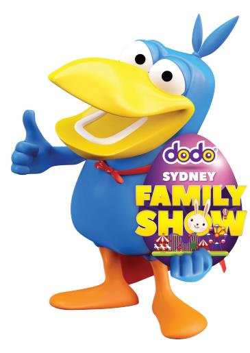 The DODO Sydney Family Show: Main Image