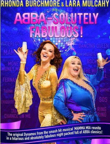 ABBAsolutely Fabulous - Rhonda Burchmore & Lara Mulcahy: Main Image