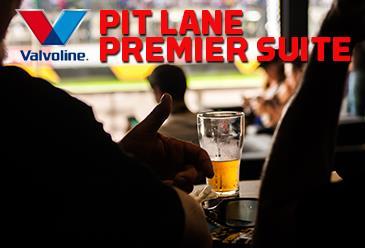 Valvoline Pit Lane Premier Suite: