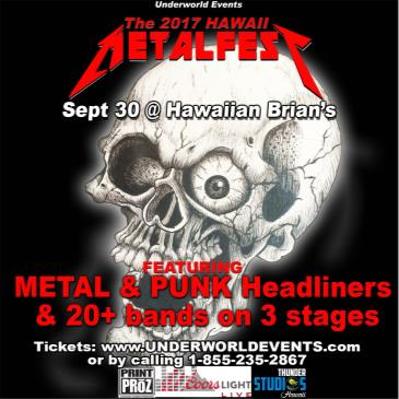 2017 Hawaii Metalfest-img