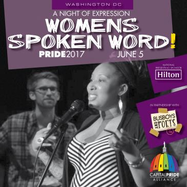 Women's Spoken Word: A night of Expression: Main Image