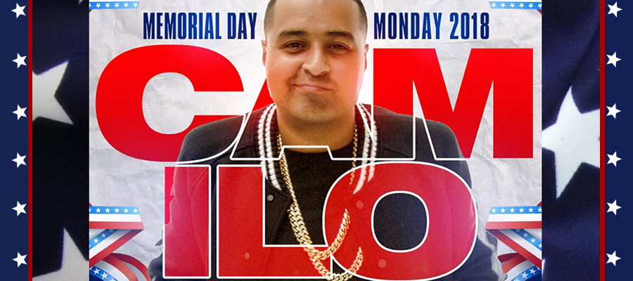 Memorial Day Monday at Maui on the Mile with Dj Camilo Tickets | GametightNY.com