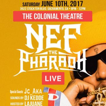 Nef The Pharoah live-img