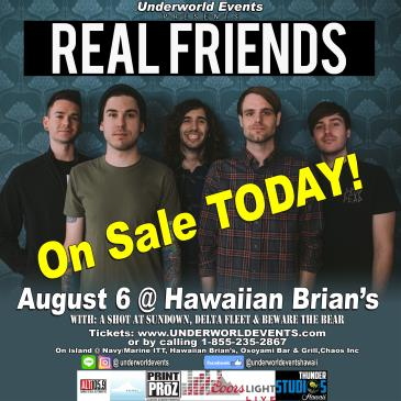 Real Friends Presented by Underworld Events-img