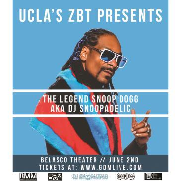 Snoop Dogg AKA DJ Snoopadelic-img