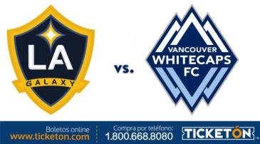LA GALAXY VS VANCOUVER WHITECAPS FC: Main Image