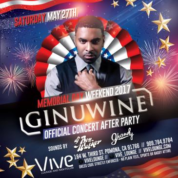 GINUWINE Official Concert After Party-img