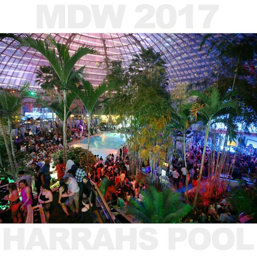 MDW Dj Camilo Harrahs Pool Party Pool AfterDark in AC 2017 Tickets Party | GametightNY.com
