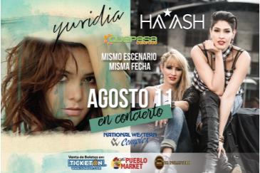 YURIDIA & HA-ASH: Main Image