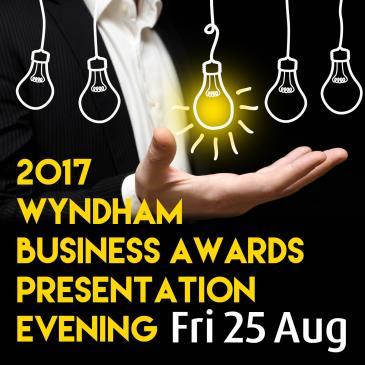 Wyndham Business Awards Presentation Evening