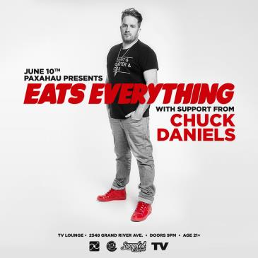 Paxahau Presents: Eats Everything: Main Image