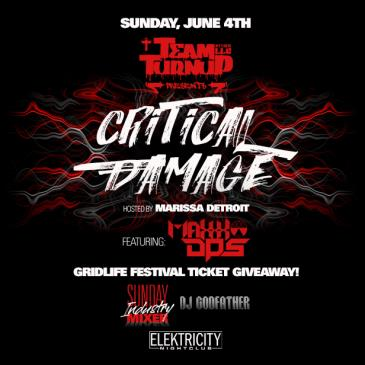 INDUSTRY MIXER || CRITICAL DAMAGE-img