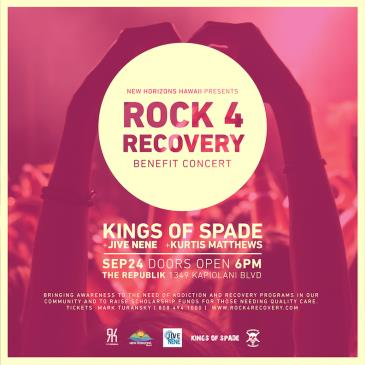 Rock 4 Recovery!: Main Image