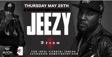 Young Jeezy at Dream Nightclub MDW 2017: Main Image