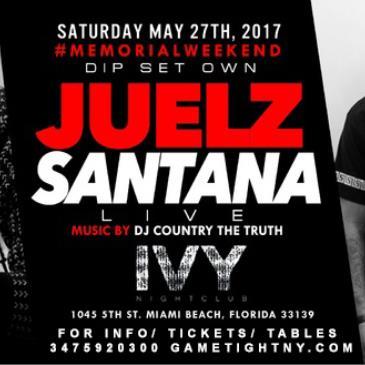 Juelz Santana at Ivy Nightclub Memorial Day Weekend 2017-img
