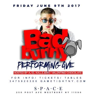 Bad Bunny live at Space Theater-img