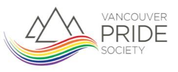 Vancouver Pride Pass 2017: Main Image