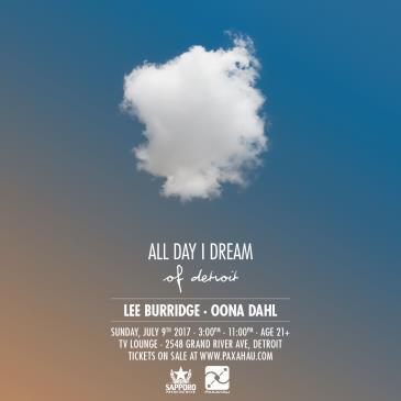 Paxahau Presents: All Day I Dream of Detroit: Main Image