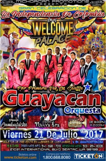 GUAYACAN ORQUESTA: Main Image