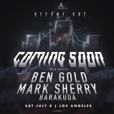 Coming Soon!!!, Ben Gold, Mark Sherry: Main Image