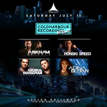 Coldharbour Night: Arkham Knights, Ronski Speed, + More: Main Image