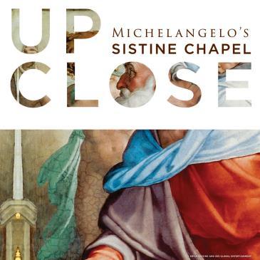 Up Close: Michelangelo's Sistine Chapel: Main Image