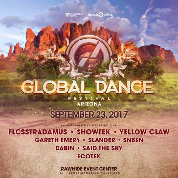 Global Dance Festival AZ 2017: Main Image