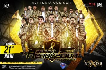 BANDA RENOVACION EN CONCIERTO: Main Image