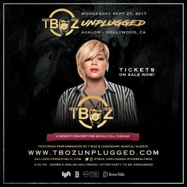 T-Boz Unplugged: Main Image