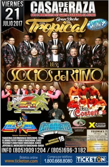 LOS SOCIOS DEL RITMO: Main Image